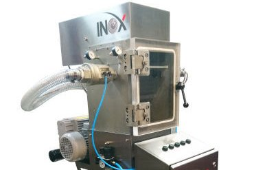 INOX 10DVG Semi-automatic can seamer