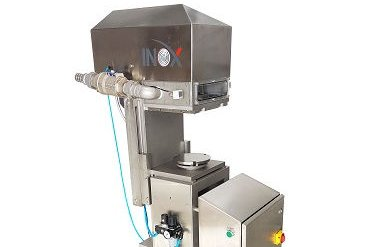 INOX 10VGP Semi-automatic can seamer
