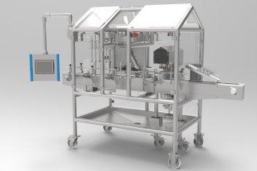 100FBEV Automatic seamer