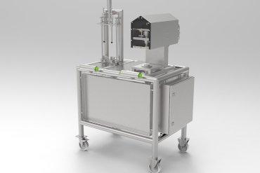 10FBEV semi-automatic can seamer