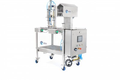 CF10 Canning Machine